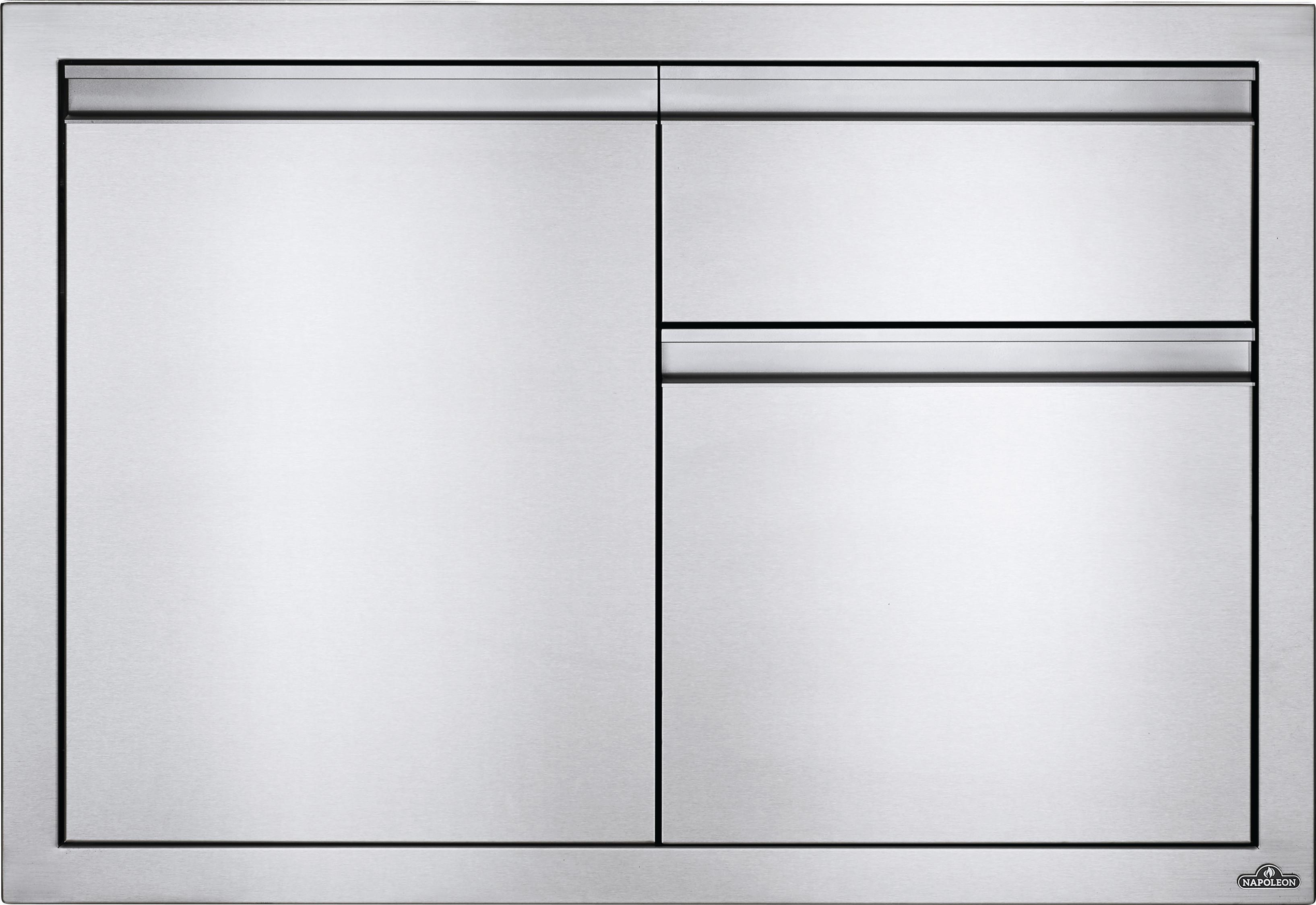 """36"""" X 24"""" Single Door & Standard Drawer"""
