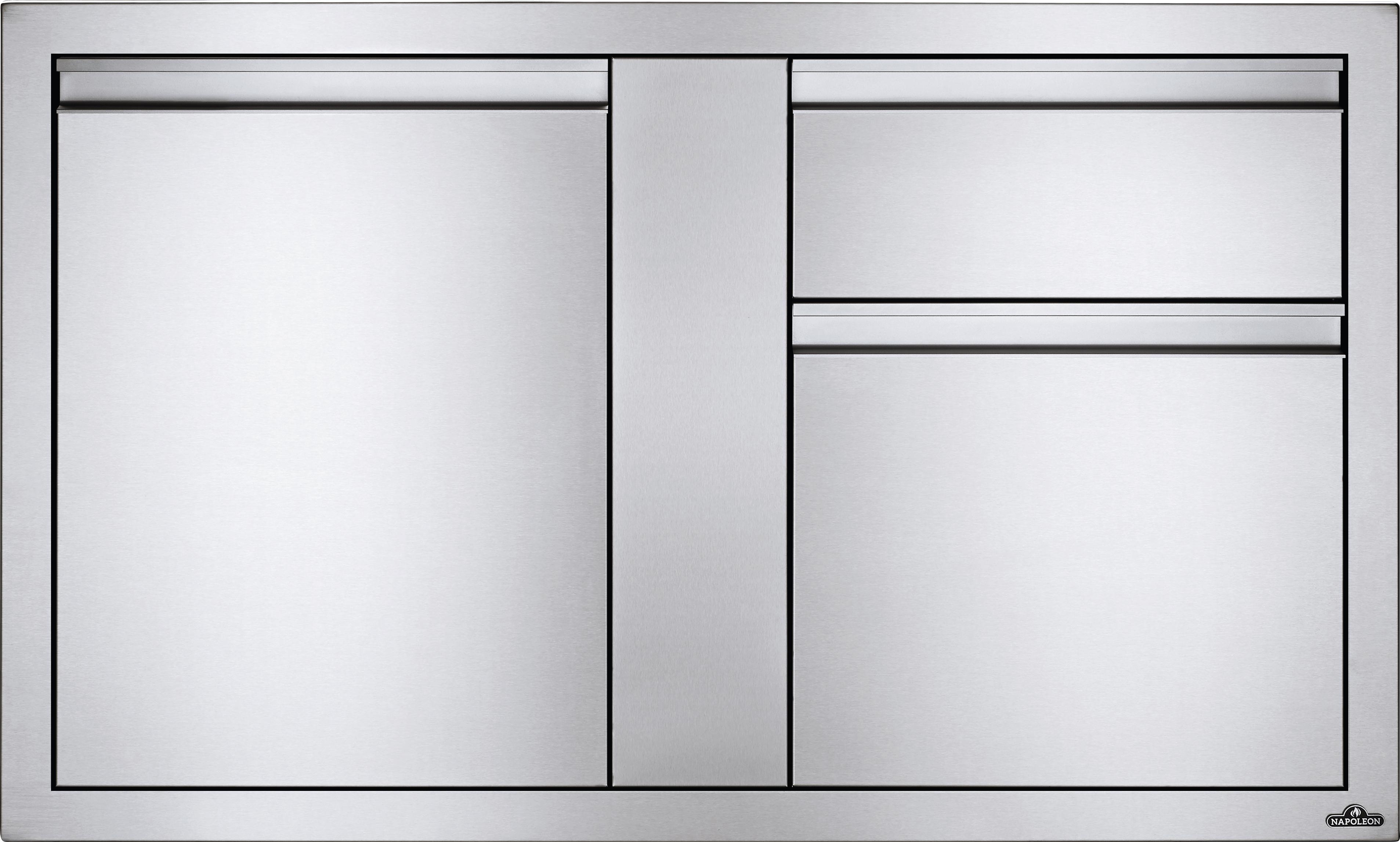 "42"" X 24"" Large Single Door & Standard Drawer"