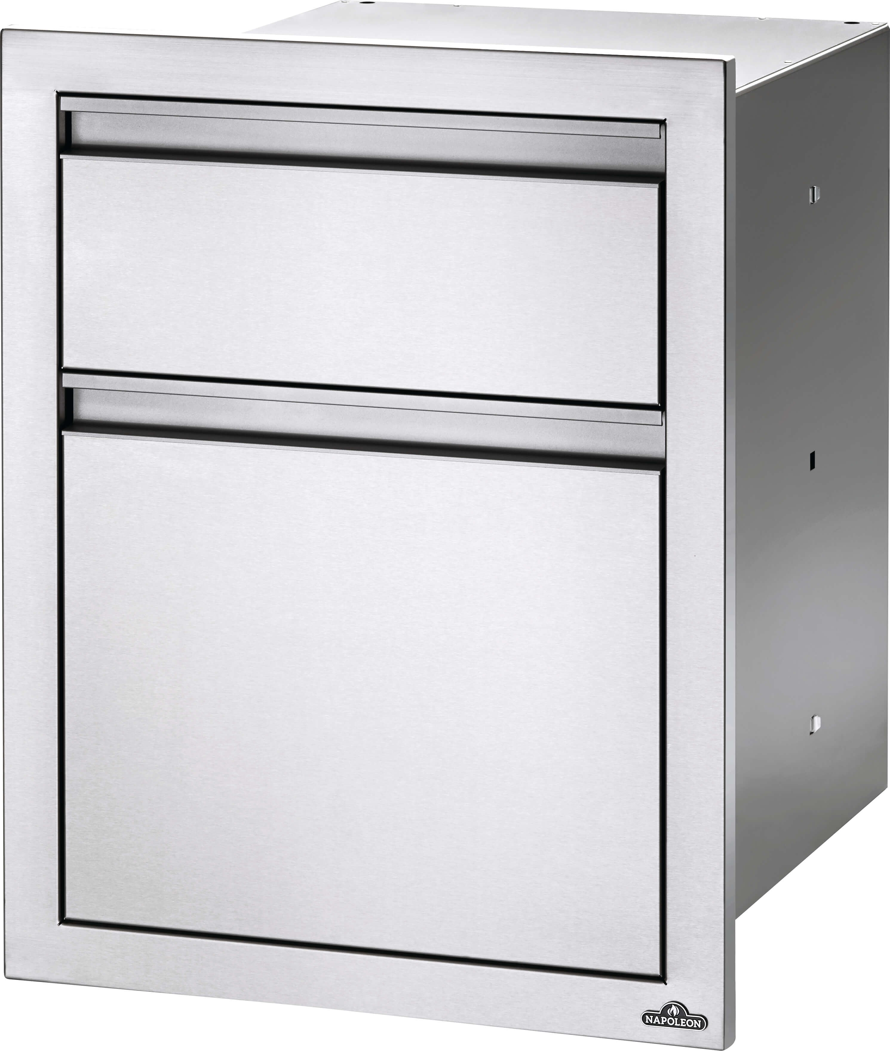 """18"""" X 24"""" Double Drawer: Large and Standard"""