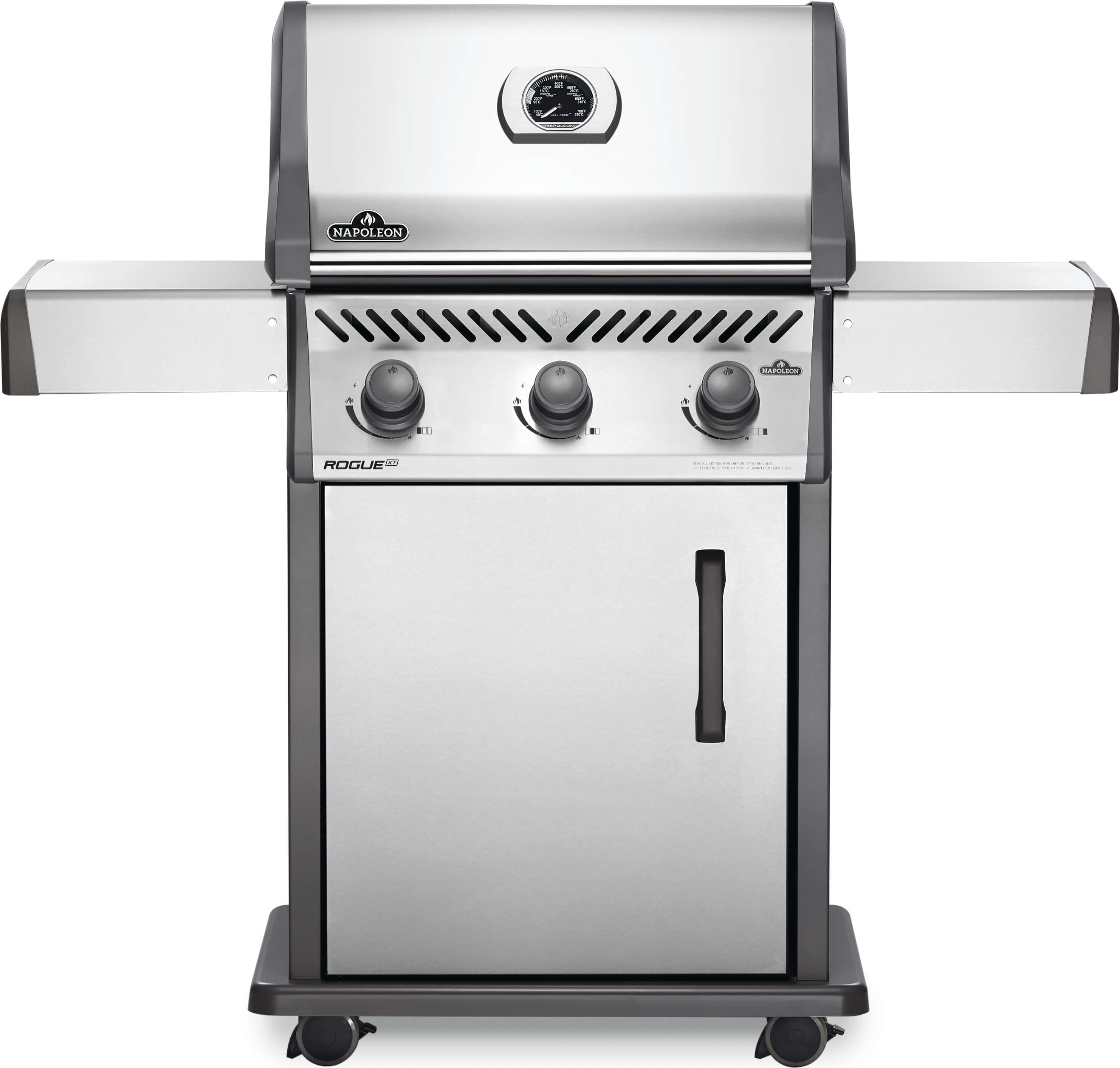 Rogue® XT 425 Propane Gas Grill, Stainless Steel
